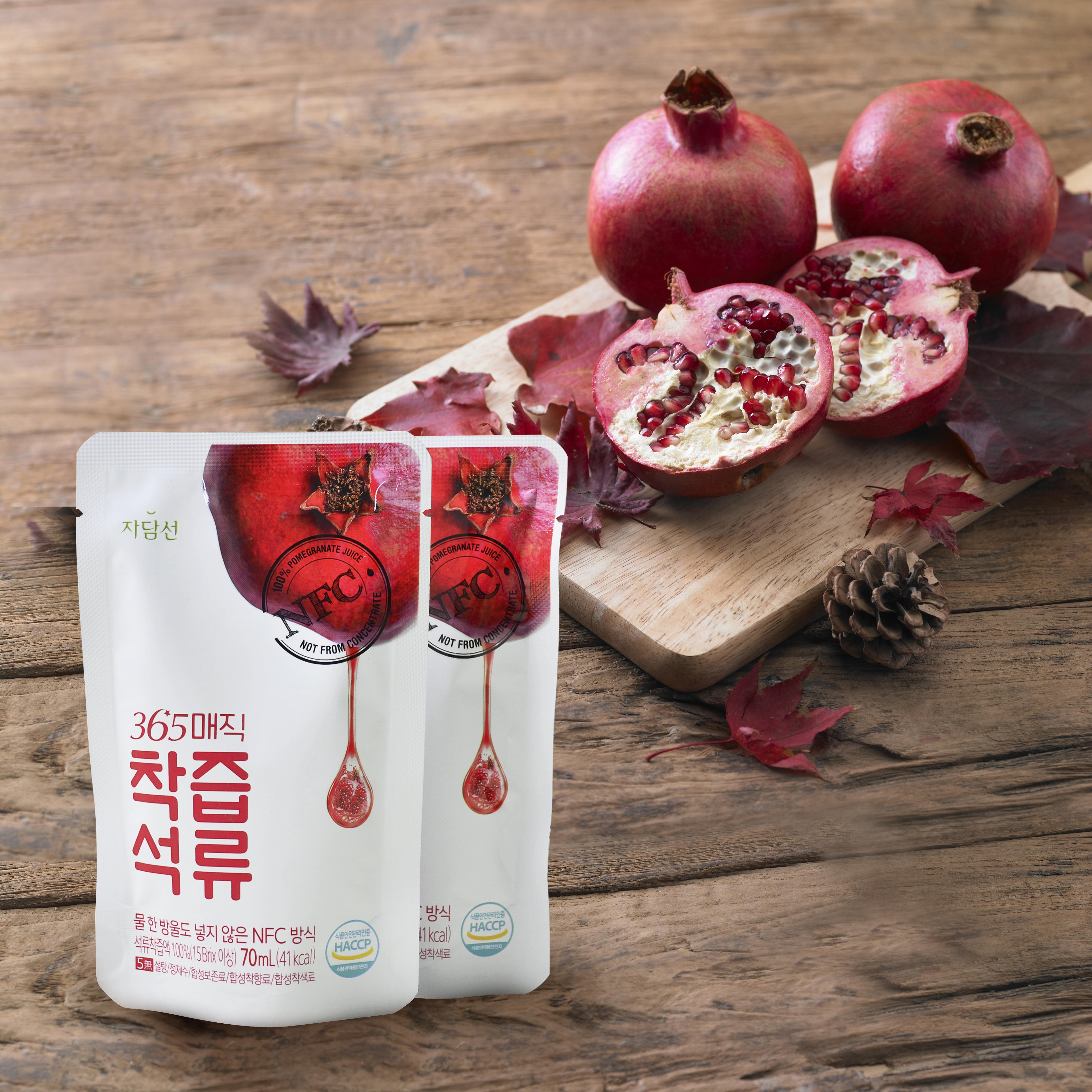 365매직 착즙 석류 (70ml*30포)