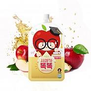 똑똑한 어린이 음료 사과가 똑똑(100ml*40포)